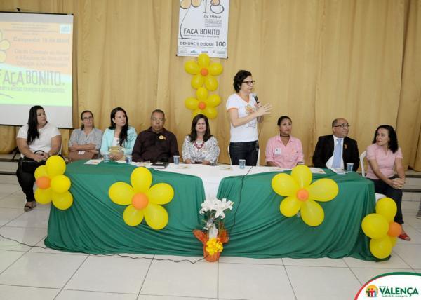 Em fotos, Prefeitura Municipal de Valença realizou III seminário sobre combate ao abuso e à exploração sexual de crianças e adolescentes.