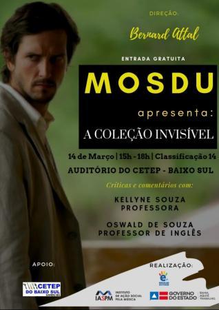 MOSDU - A Coleção invisível
