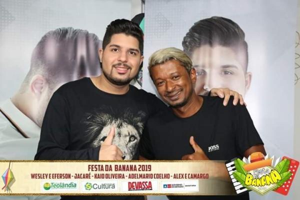 Festa da Banana 2019 - Kaio Oliveira