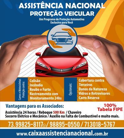 Assistência Nacional Proteção Veicular
