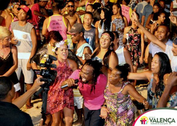 Quarto dia de Carnaval na praia de Guaibim foi um sucesso! Fotos