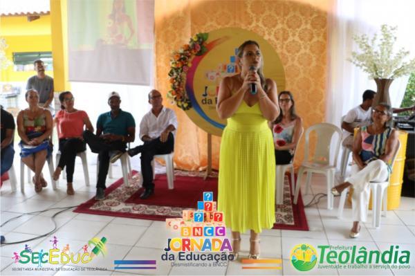 Teolândia: Segunda Etapa da Jornada Pedagógica