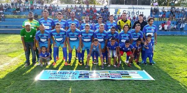 Resultado da 5ª rodada do Campeonato de Bairros de Gandu 2018.