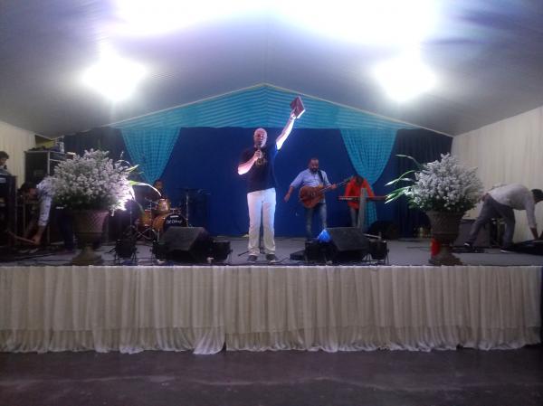 Segunda Igreja Batista em Valença comemora centenário com grande evento.