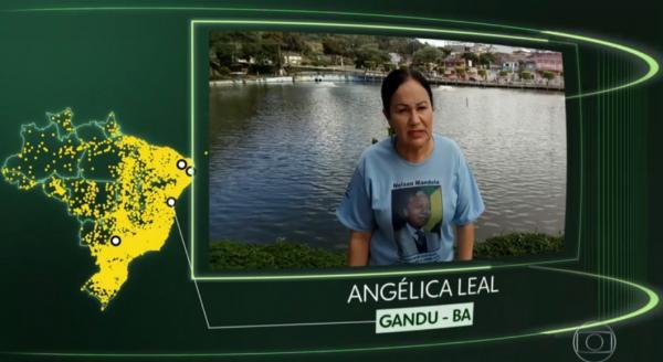Gandu é destaque no quadro, O Brasil que eu Quero.