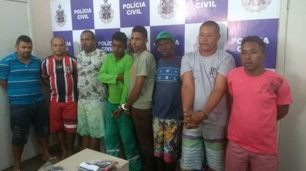 Em ação integrada da Polícia 14 criminosos são presos