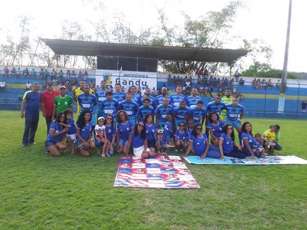 Matadouro vence o Parque Turístico e garante a primeira vaga da grande final do Campeonato de Bairros 2018.