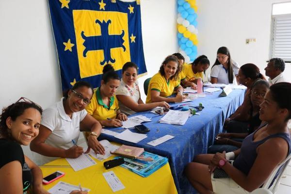 Mutirão de saúde realizado pela Prefeitura de Teolândia atende mais de 400 pacientes.