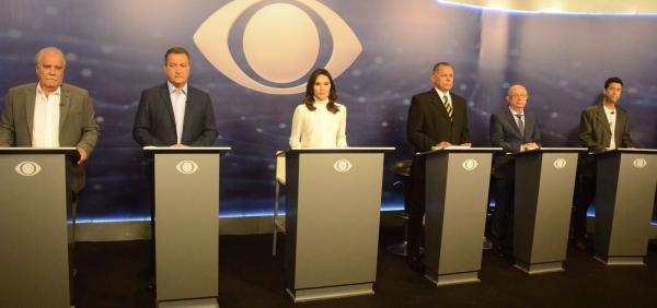 Ibope: Rui Costa tem 61%; Zé Ronaldo sobe para 10%