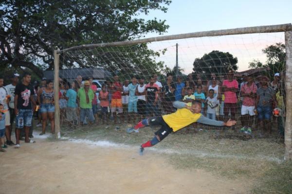 TEOLÂNDIA: Em clima de festa Prefeitura realiza Torneio na região da Juerana