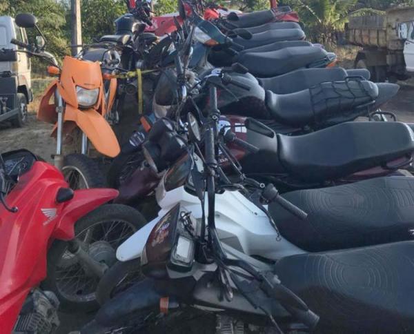 Fiscalização a motocicletas é intensificado na BR-101 durante operação