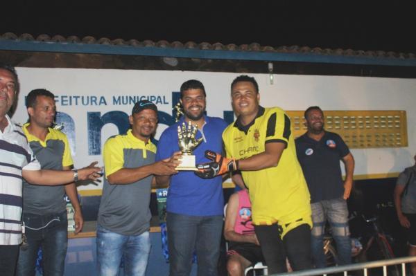 Com estádio lotado, Matadouro se consagra o campeão do Campeonato de Bairros de Gandu 2018.