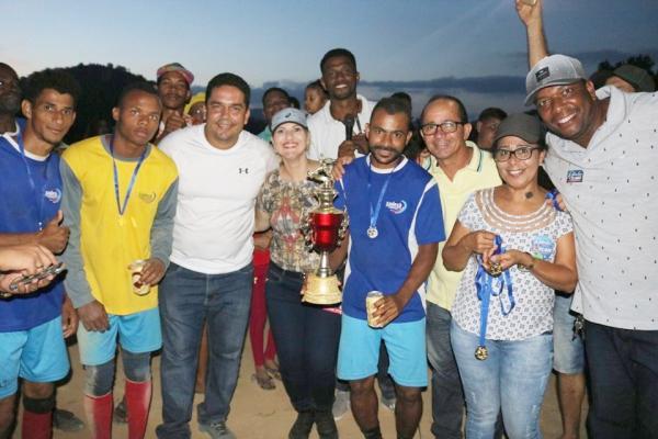 TEOLÂNDIA: Prefeitura promove o esporte na zona rural com realização do Torneio na região do Pataxó