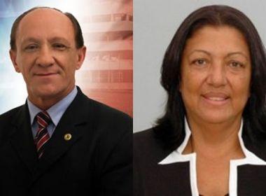 Ângela Souza e Ubaldino não conseguem se reeleger, os dois são alvos da operação Águia de Haia