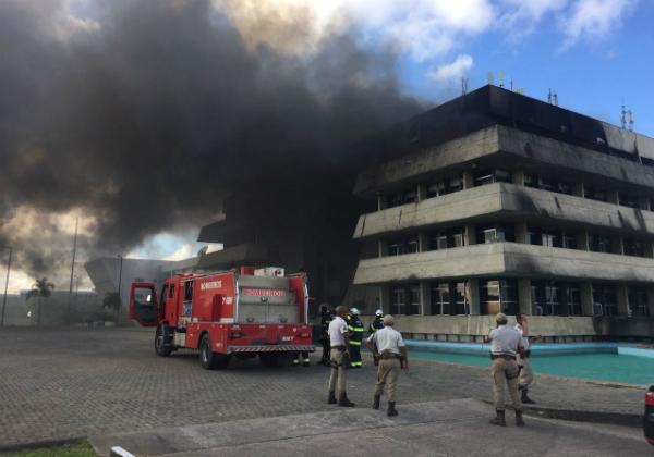 Inquérito conclui que incêndio na Alba foi acidental