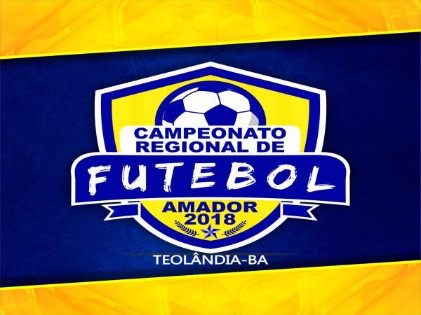 Diretoria de Esporte de Teolândia divulga tabela do Campeonato Regional de Futebol Amador.