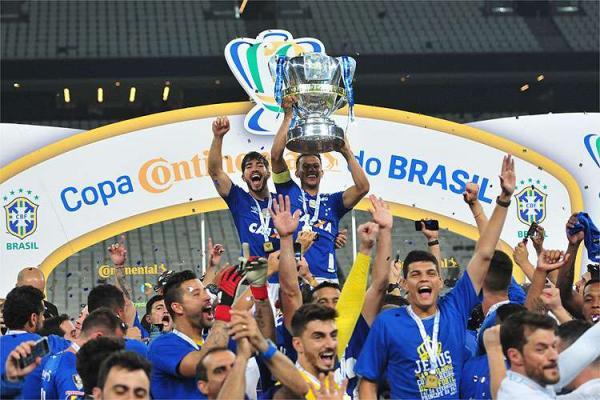 Copa do Brasil: Cruzeiro conquista o hexa