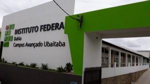 Ministro inaugura ampliação do campus avançado do IFBA em Ubaitaba