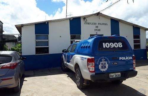 Homem é preso suspeito de estuprar enteada de 12 anos em Ipíau.