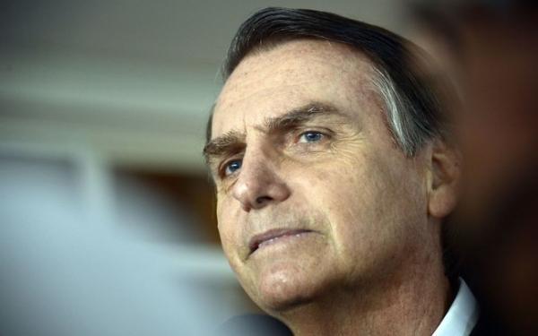 Jair Bolsonaro é eleito o presidente da República
