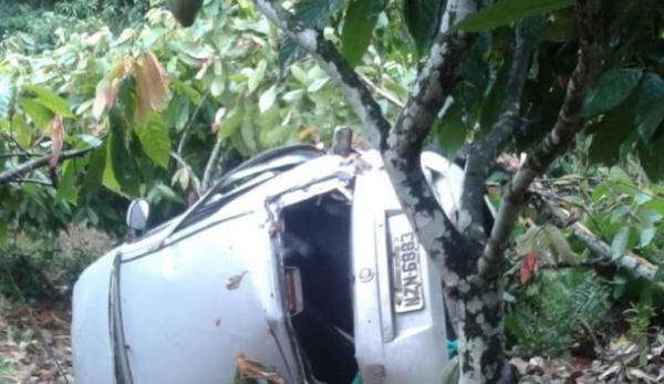 Valença: Acidente deixa vítima fatal e feridos na BR-101