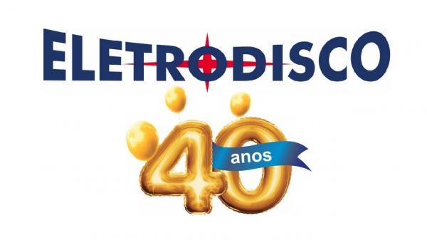 Gandu: Eletrodisco comemora 40 anos, compre e concorra a 40 prêmios.