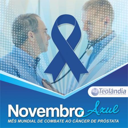 Prefeitura inicia campanha do Novembro Azul