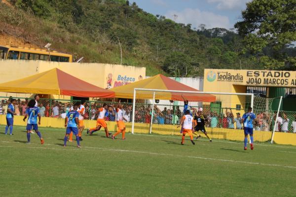 Teolândia: Empates dominam a segunda rodada do Campeonato Regional de Futebol Amador.