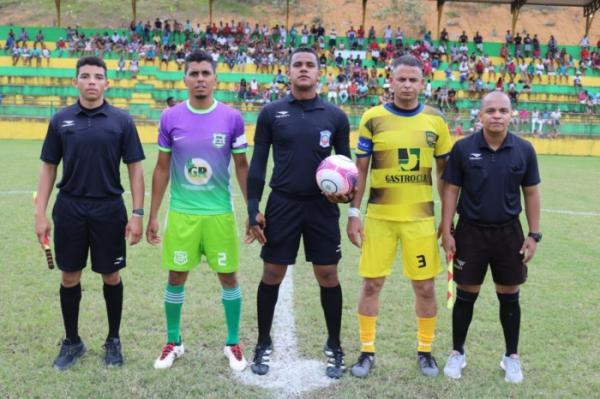 Teolândia. Terceira rodada do Campeonato Regional de Futebol Amador é marcada por dois grandes jogos