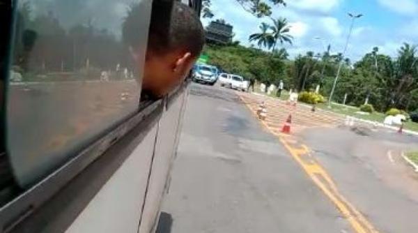Valença: Homem morre e outro é detido no trevo do Guaibim