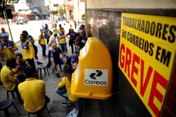 Funcionários dos Correios vão parar segunda (19) na Bahia