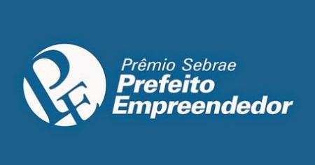 Sebrae entrega Prêmio Prefeito Empreendedor