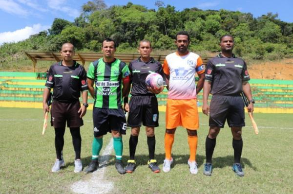Dois jogos marcaram a 6ª rodada do Campeonato Regional em Teolândia.