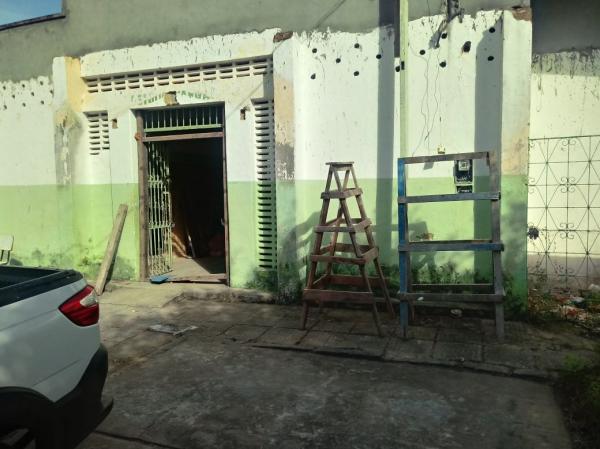 Prefeito Ricardo Moura autoriza a reforma completa da Escola Getúlio Vargas na Vila Operaria.