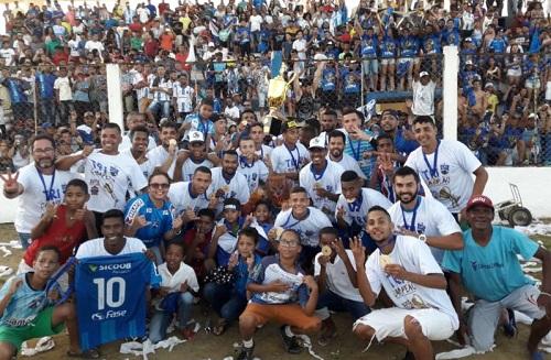 Intermunicipal   Itamaraju conquista tricampeonato.