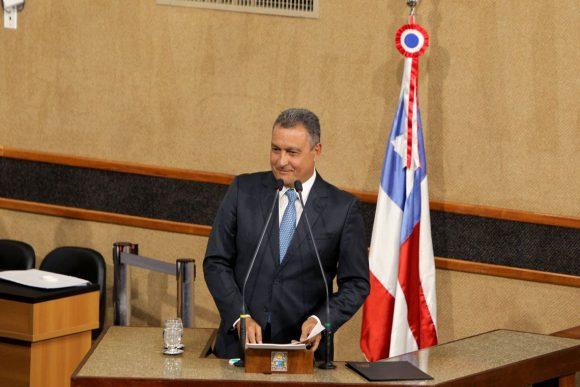 Rui assume segundo mandato como Governador da Bahia