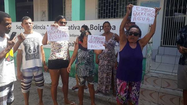 População e turistas sofrem em Morro de São Paulo e Boipeba sem água e luz