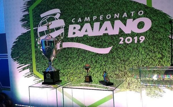 Confira a tabela do Campeonato Baiano 2019