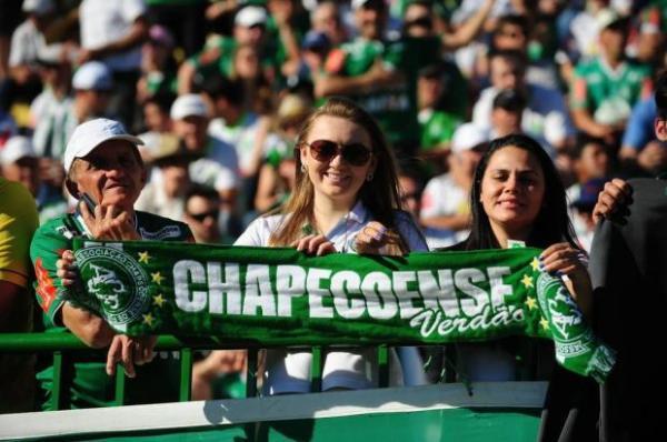 Chapecoense concorre em duas categorias no Oscar do esporte