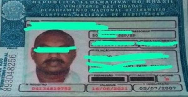 Motoristas são presos pela PRF com CNH e documento falsos na BR-101
