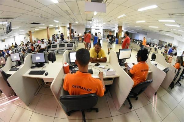 Motoristas infratores podem perder CNH na Bahia; veja a lista.