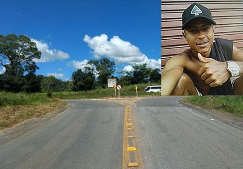 Pai e filho são assassinados no trevo da BR-101 em Ubaitaba