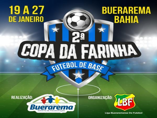 Buerarema: copa de futebol de base começa no próximo domingo (20)
