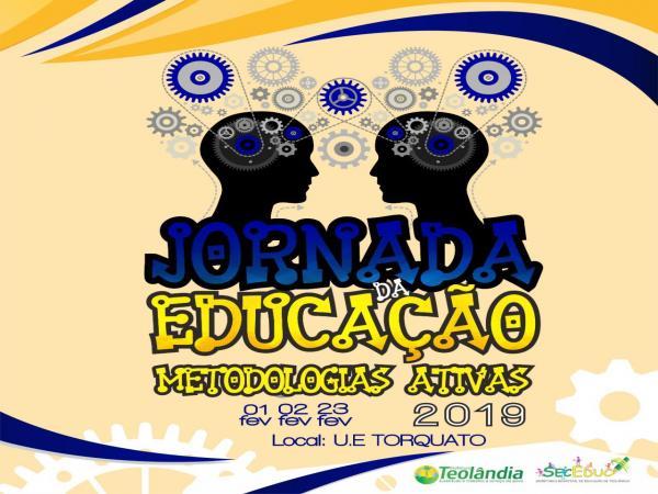 Teolândia: Secretaria de Educação inicia o ano letivo com a realização da Jornada da Educação