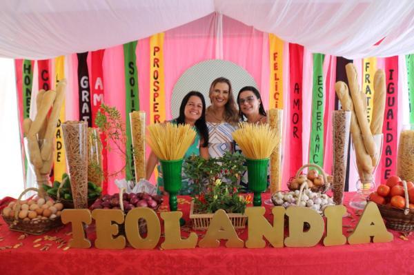 TEOLÂNDIA: Abertura da Jornada da Educação foi sucesso
