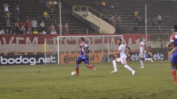 Bahia empata com o Rio Branco e avança na Copa do Brasil
