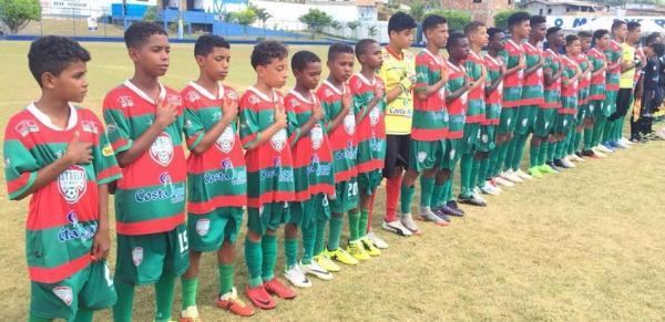 Encerramento da copa Futebol Show de Base em Gandu