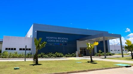 Hospital Costa do cacau abre vagas para pessoas com deficiência (PCD)