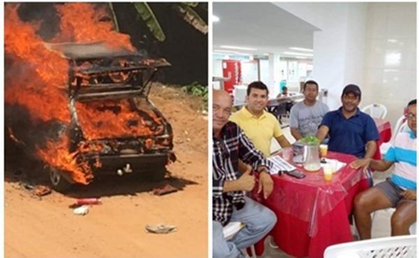 Amigos promovem ação para ajudar locutor que perdeu carro de som em incêndio