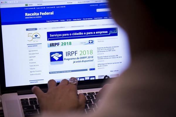 Receita Federal disponibilizará programa e app do IRPF na segunda-feira (25)